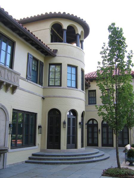 Winnetka Residence - Belvedere Tower