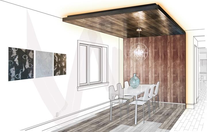 Cortland Residence_Dining Room