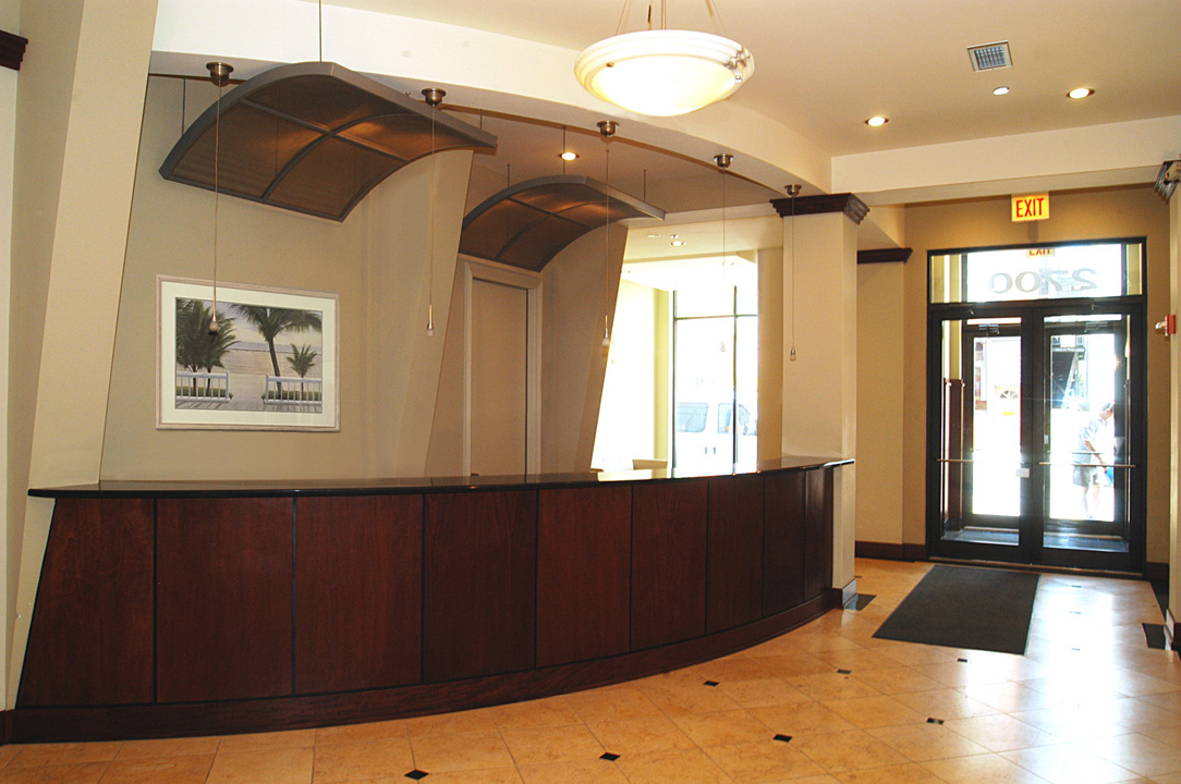 2700 N Halsted - Residential Lobby
