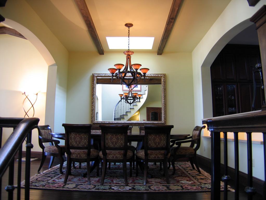 San Francisco Residence - Dining Room