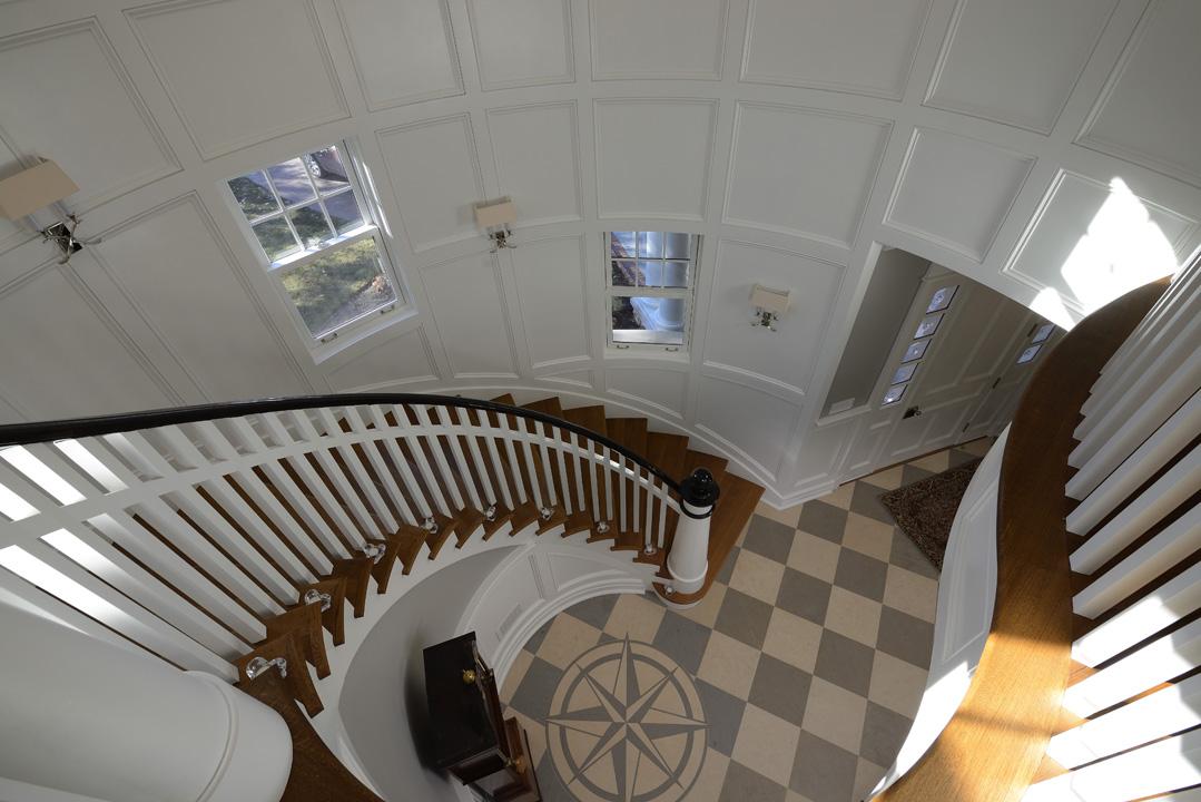 Marlowe - Circular Stair