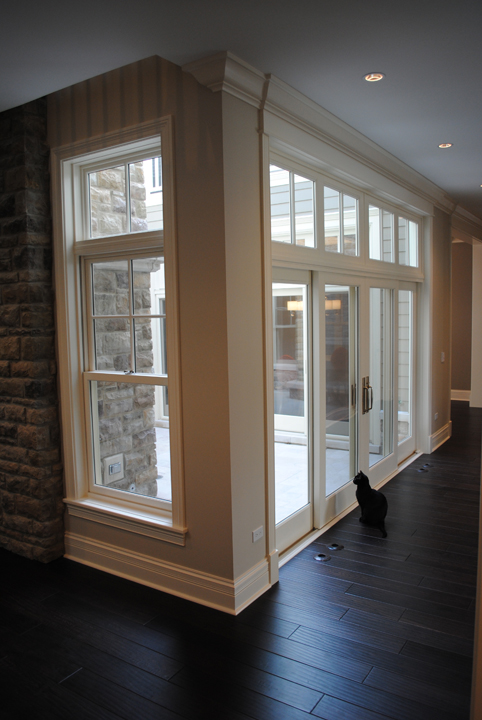 Paulina Residence - French Doors