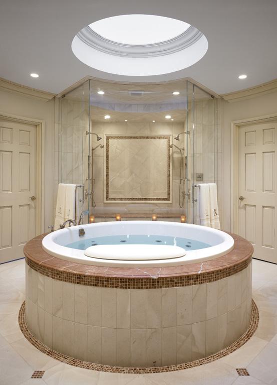 Deerfield Residence - Master Bath