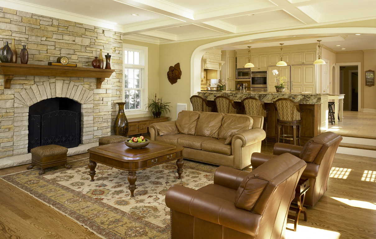 Deerfield Residence - Family Room