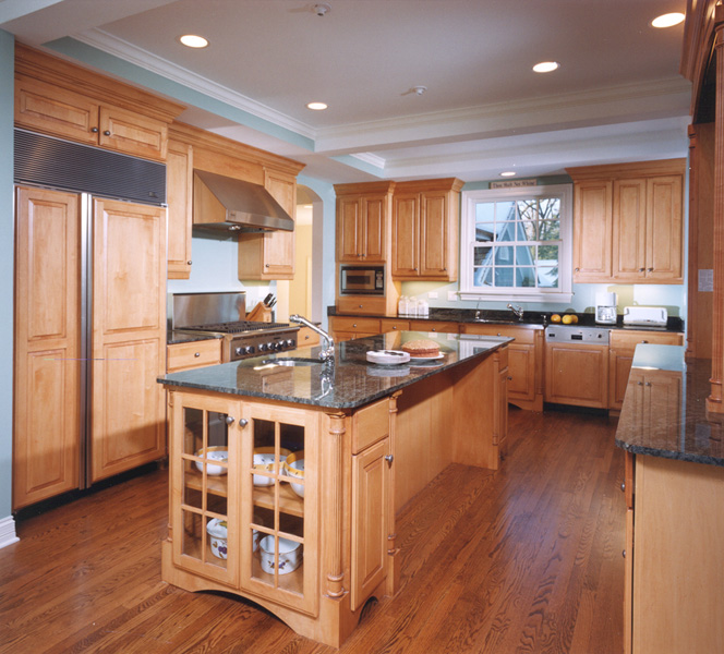 535 Orchard - Kitchen