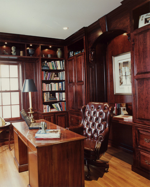 853 Grove - Library