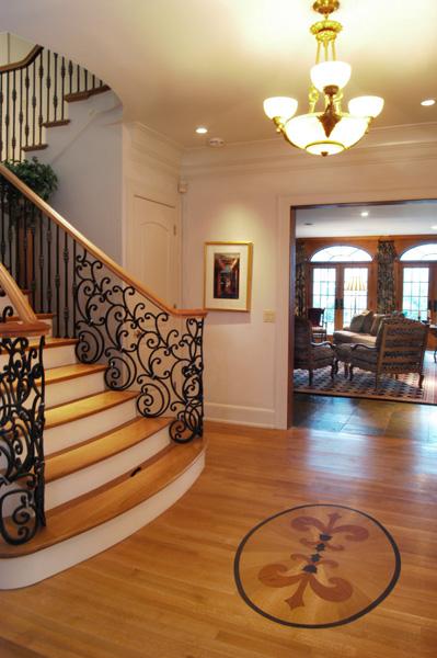 853 Grove - Foyer