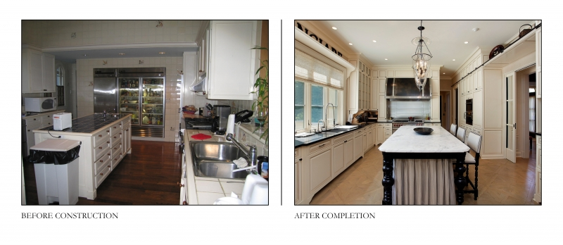 Winnetka Residence Kitchen