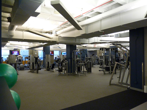 iFit - Open Gym