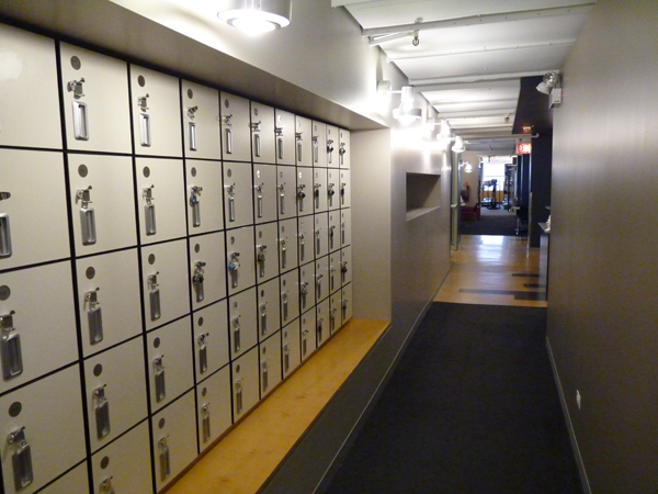 iFit - Lockers