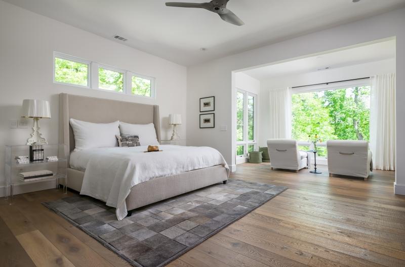 Lake Lanier, Georgia Master Bedroom