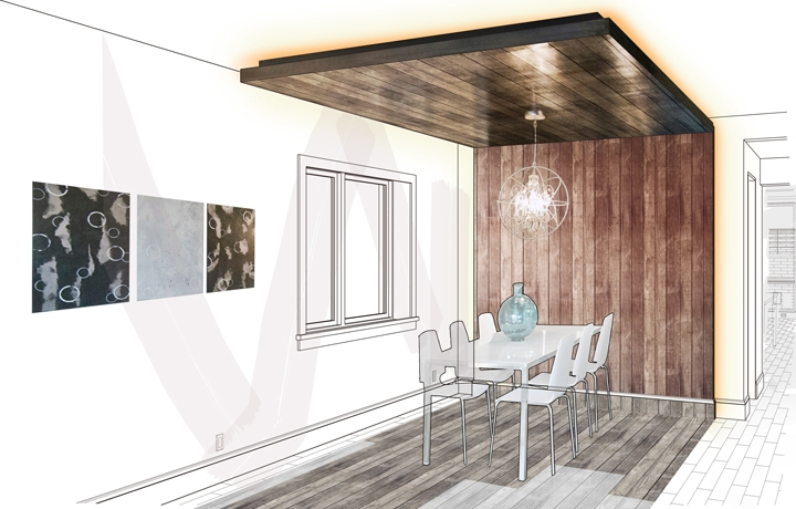 Cortland Residence_Dining Room
