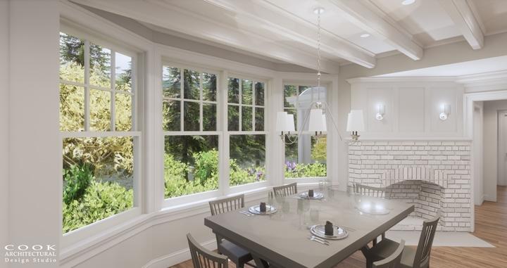 Spruce Residence_Kitchen Rendering