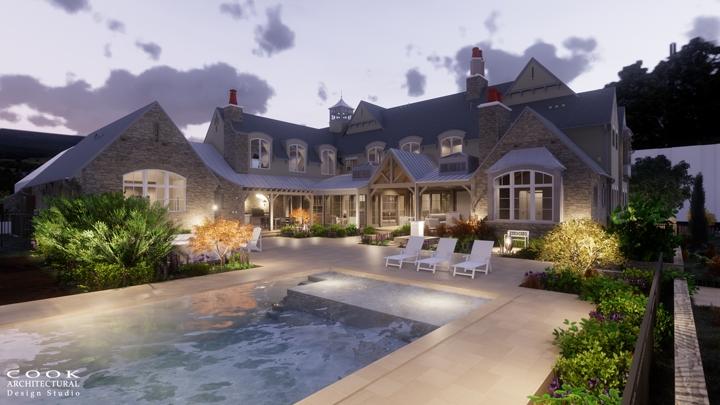 Laurel Residence_Exterior Rendering