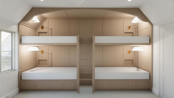 Laurel Residence_Bunk Beds