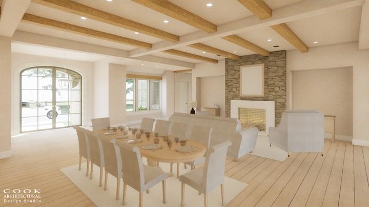 Laurel Residence_Interior Rending