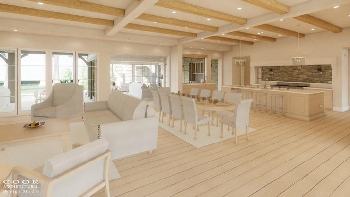 Laurel Residence_Open Plan
