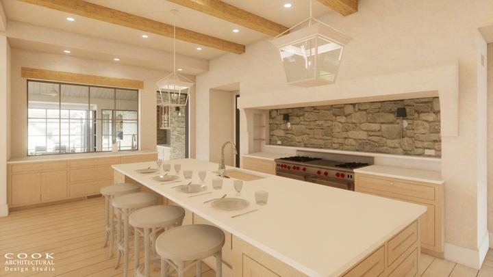 Laurel Residence_Kitchen