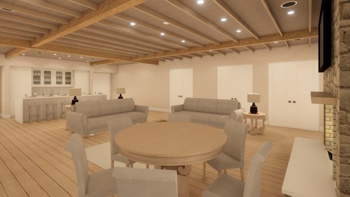 Laurel Residence_Rec Room