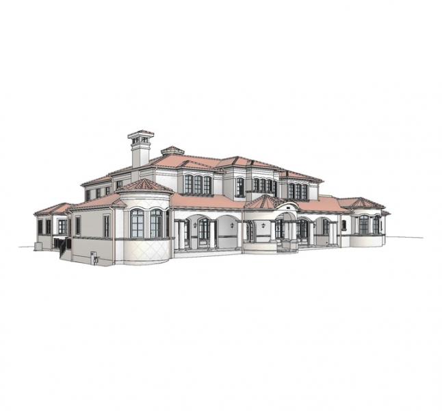 Villa Blanco_Rendering