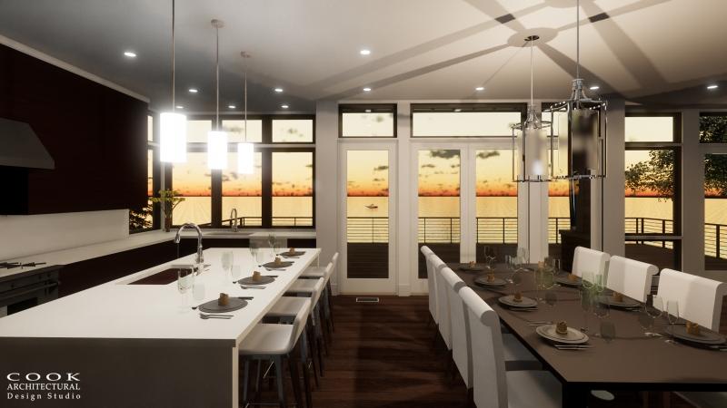 The Brando Kitchen Rendering