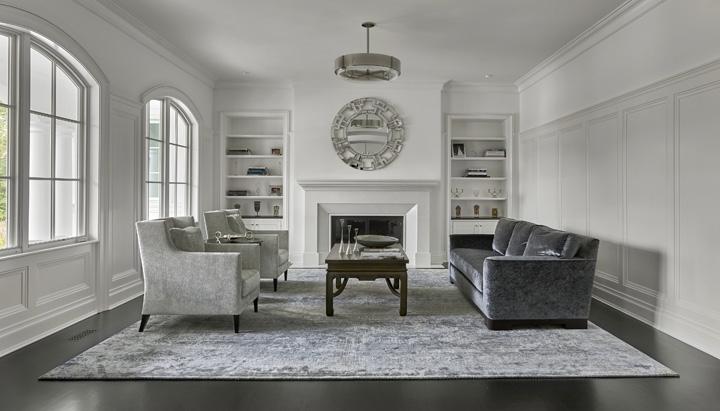 Villa Blanco_Formal Living Room