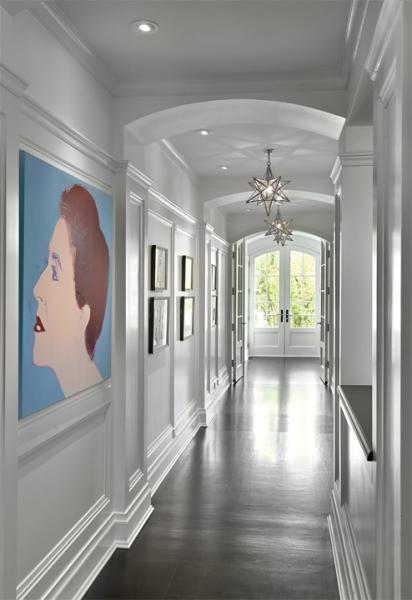 Villa Blanco_Corridor