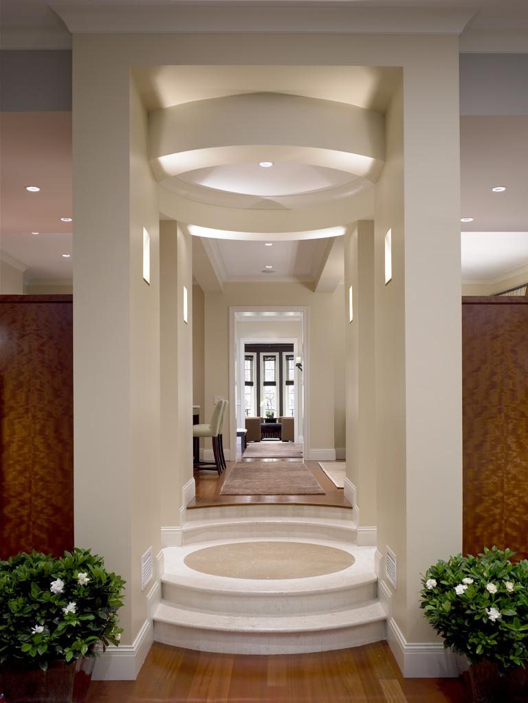 Foyer Friday Cook Architectural Design Studio Award Winning Chicago Architect