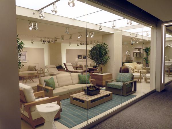 David Sutherland - Exterior Furniture Gallery