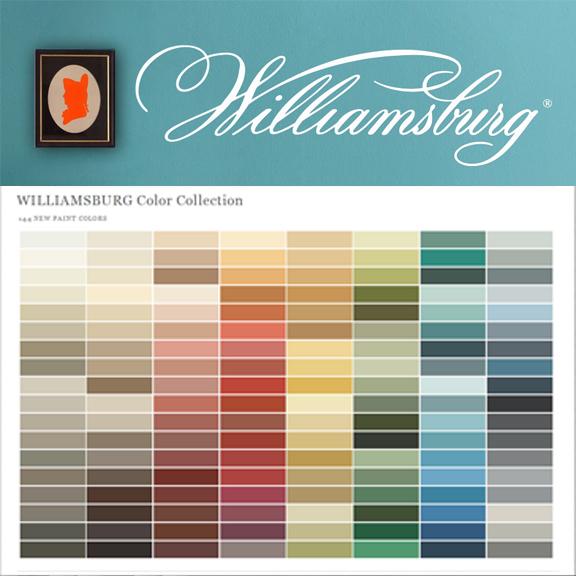 Beautiful Benjamin Moore Williamsburg Paint