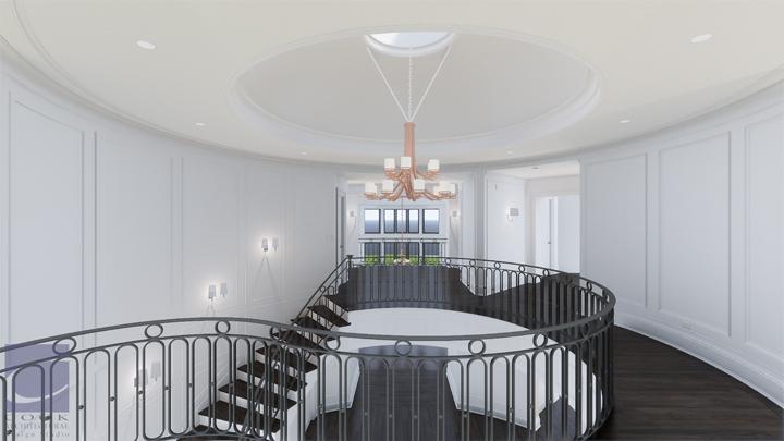 Ligan Residence_Stair Hall