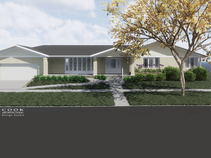 Curb Appeal_Design Rendering