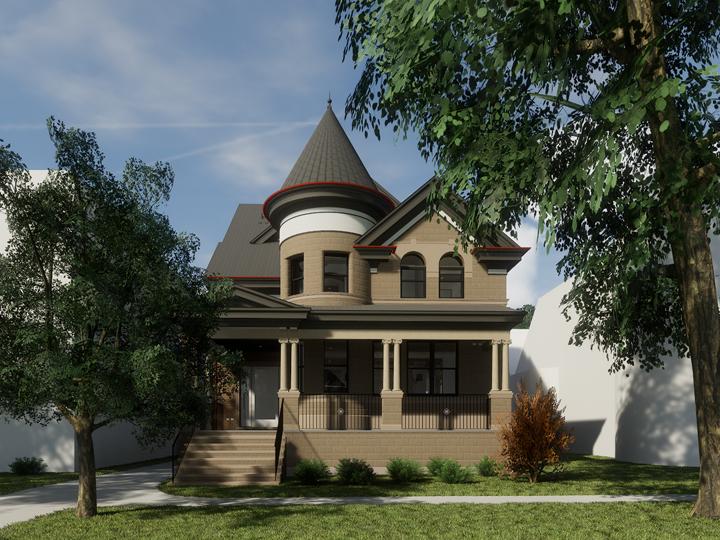 MJCO renderings