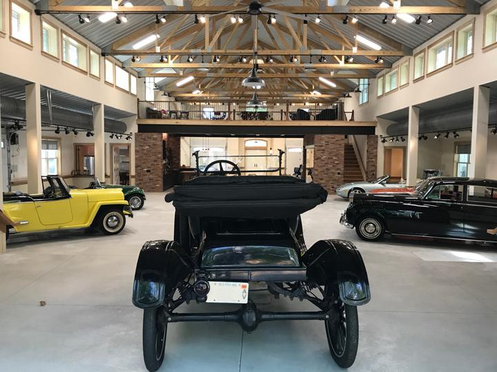 Indiana Auto Barn_Stage