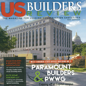 US Builders Review - Summer 2016 Issue