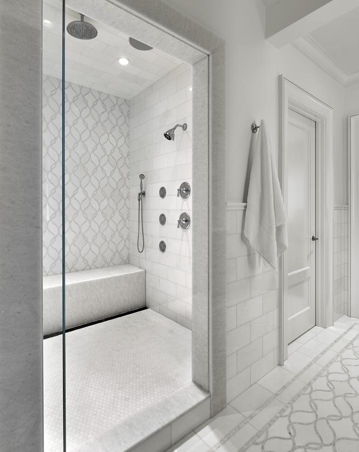 Villa Blanco Master Bath