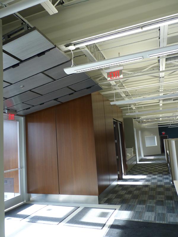 HillMech - Sloped Ceiling