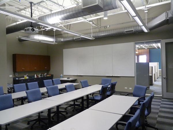 HillMech - BIM Room