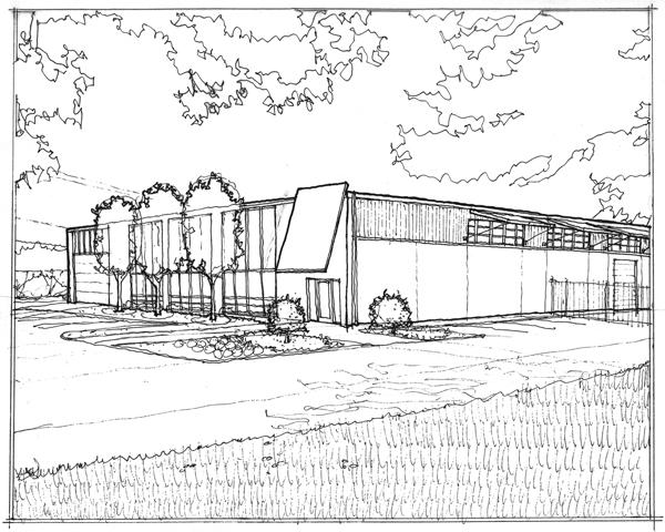 HillMech - Concept Sketch