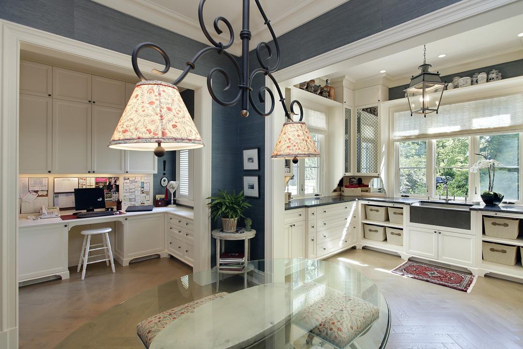 Winnetka Residence – Craft Room