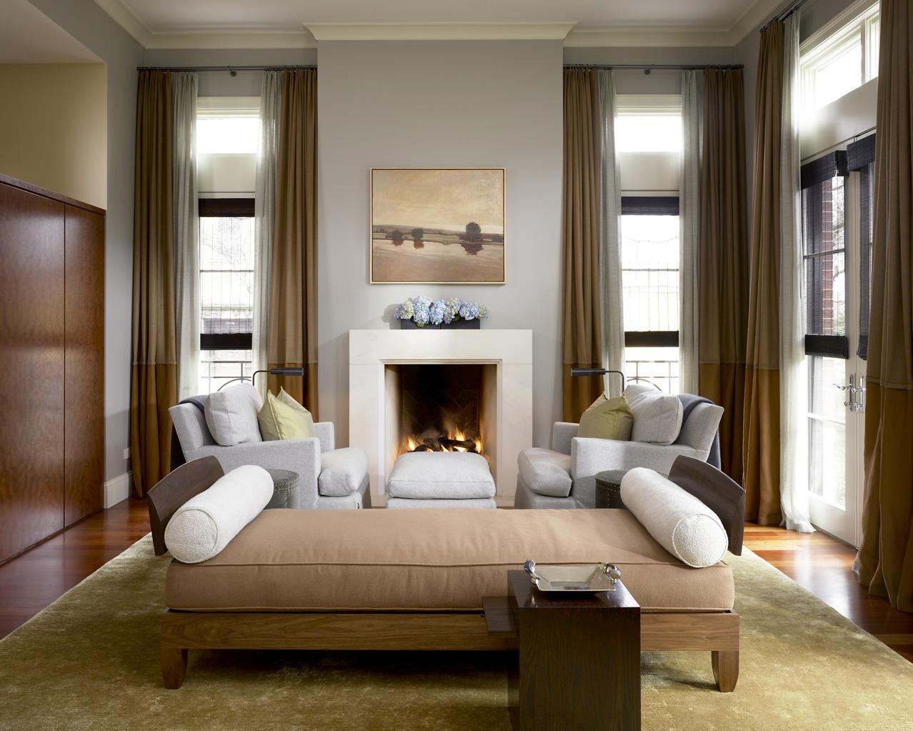 Barry Residence - Family Room