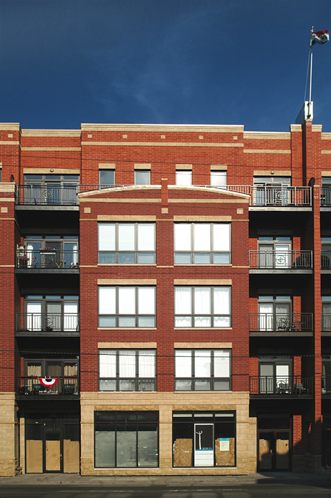 2700 N Halsted - Street Front Facade