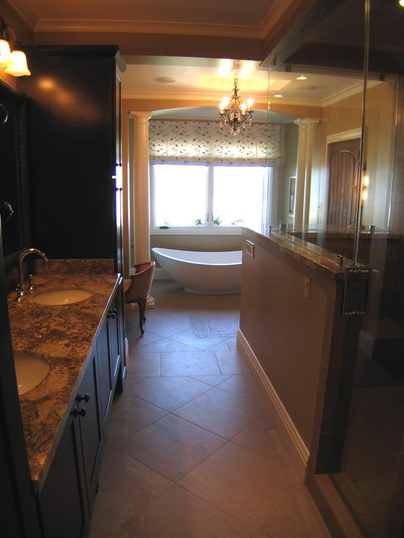 San Francisco Residence – Master Bath