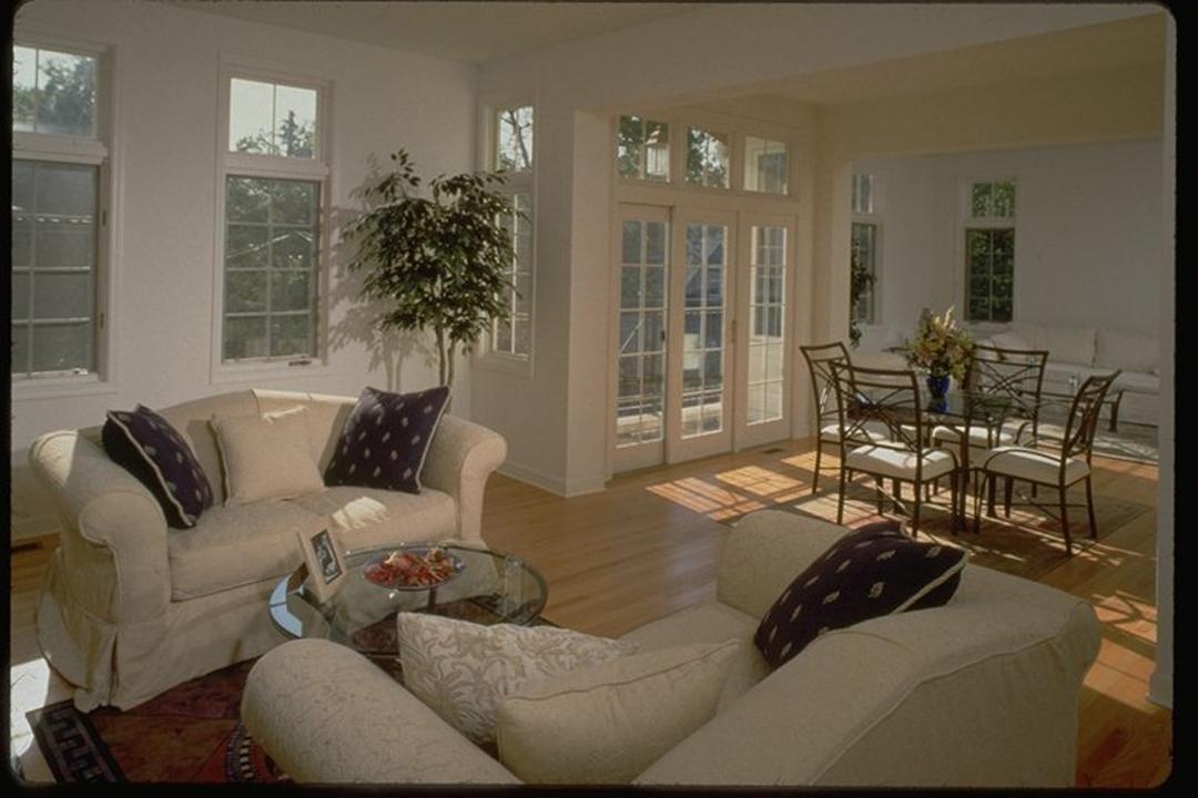 385 Park Avenue - Living Room