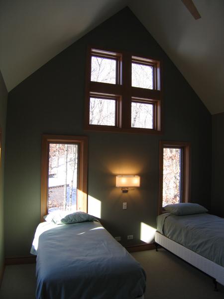 Bridgman Residence - Kids bedroom