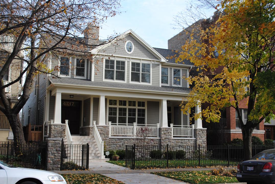 Paulina Residence - Street Facade