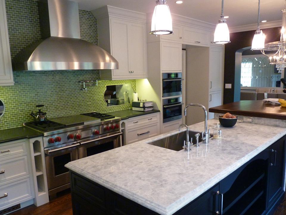 Kenilworth Ave. Residence - Kitchen