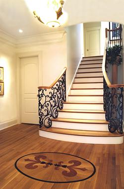 853 Grove - Stairs