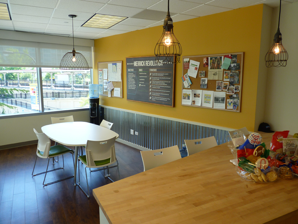 Merrick Pet Care - Lunch Room