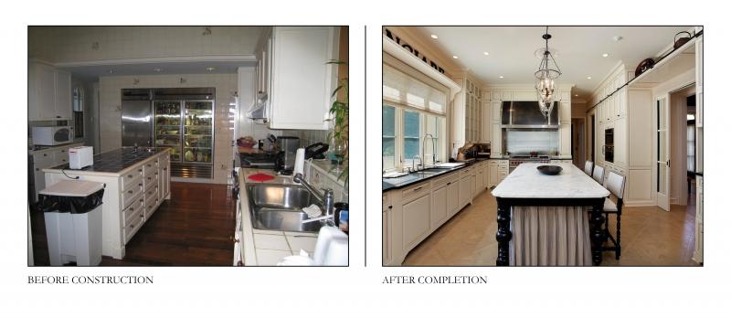 Winnetka Residence Kitchen